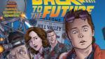 """""""Volver al futuro"""": lanzan cómic de la película - Noticias de doc emmett brown"""