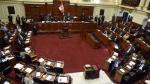 Lava Jato: aprueban conformación de integrantes de comisión - Noticias de gana peru josue gutierrez