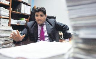 Fiscal Rojas a Nadine: Fiscalía no está para perjudicar a nadie