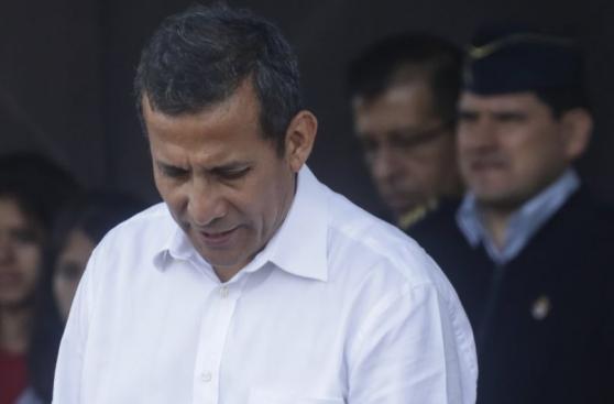 Una semana de desequilibrio para el gobierno de Ollanta Humala