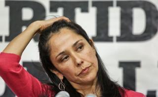 Nadine Heredia al TC: Se equivocan, la mafia está en otro lado