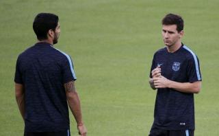Lionel Messi habló de su lesión: ¿Llegará al clásico?