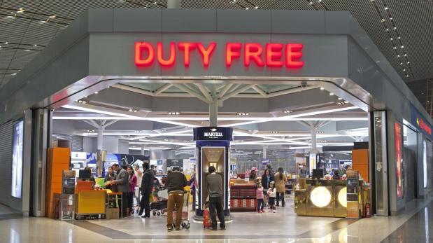 comprar iphone shop duty free