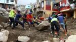 El Niño: Chosica recibe fondo para limpieza de siete quebradas - Noticias de municipalidad de chosica