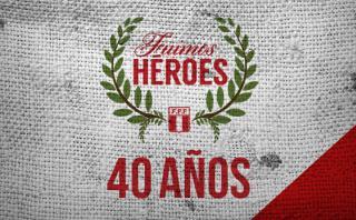 Hoy se cumplen 40 años del título de Perú en Copa América 1975