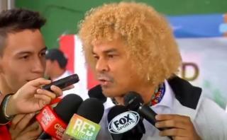 Pibe Valderrama: sus duras palabras contra capitán de Colombia