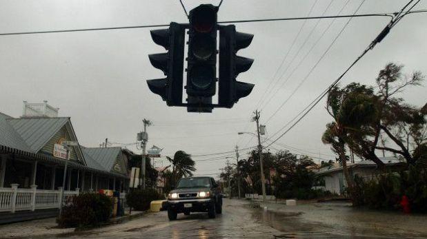 El huracán Wilma se produjo en 2005, durante la temporada más activa de la historia. (Foto: Getty)
