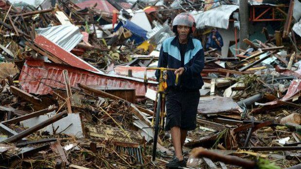 Cerca de 10.000 personas murieron en el tifón Haiyan. (Foto: AFP)