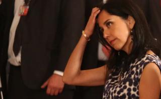 """Nadine Heredia: """"Aportes a partidos deben ser transparentes"""""""
