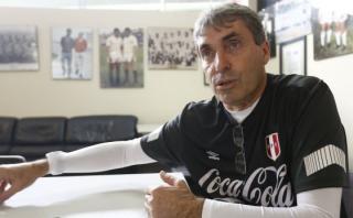 Preparador físico de Perú habló de la disciplina en el plantel