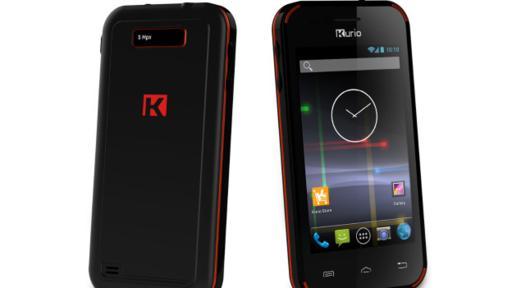 Kurio es considerado como uno de los mejores teléfonos para niños. (Foto: Kurio)