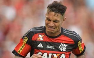 Con Guerrero, Flamengo cayó 1-0 con Corinthians por Brasileirao