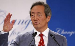 FIFA: Chung Mong-Joon retiró su candidatura a la presidencia