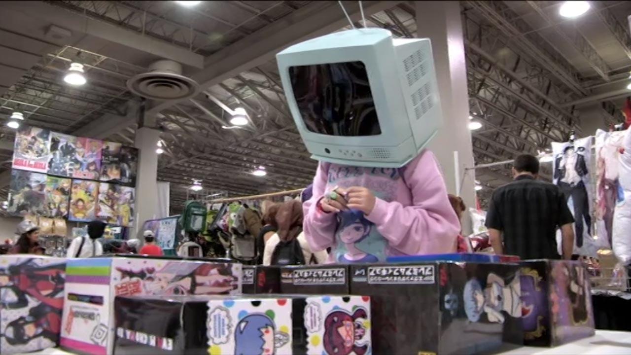 Anfisea de la convención de anime 01 3