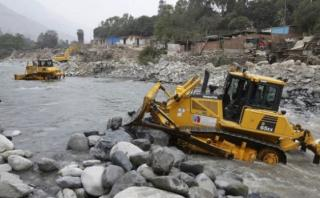 Reconstrucción: Importadores de maquinaria esperan alta demanda