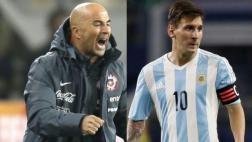 Jorge Sampaoli quiere dirigir a Messi y admira al Bayern Múnich