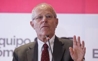 """PPK: """"García Belaunde me quiere enterrar un poquito rápido"""""""
