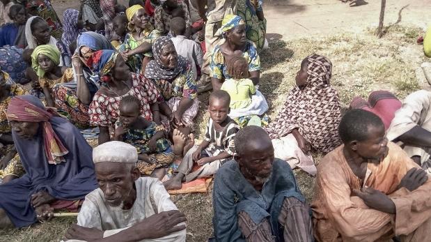 Secuestrados por el Boko Haram. (AFP)