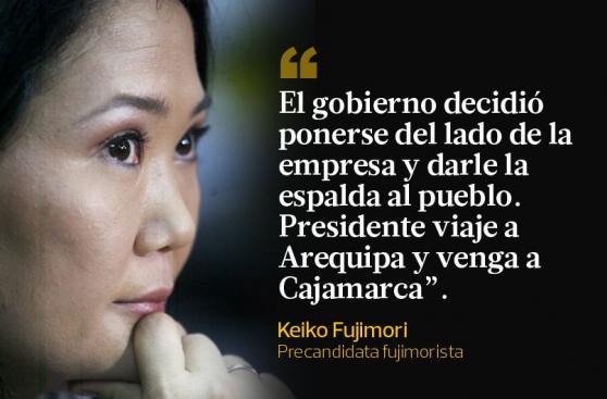 Keiko Fujimori vs Nadine Heredia: damas en conflicto