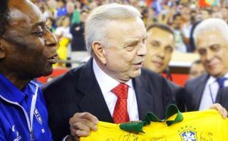 FIFA: ex presidente de CBF acepta su extradición a EEUU