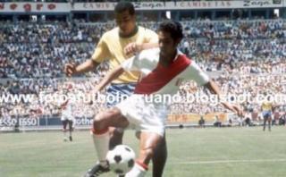 Nicolás Fuentes: falleció ex defensor de la selección peruana