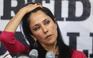 Nadine Heredia: Fiscalización pide levantar su secreto bancario