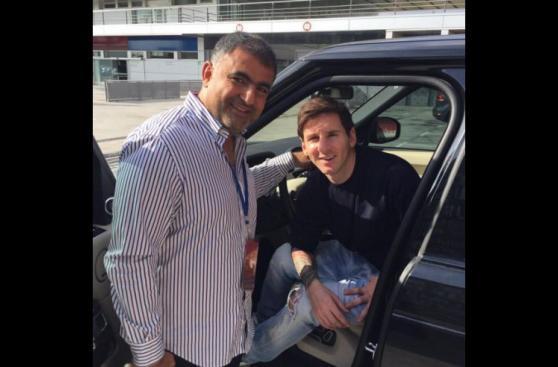 Messi lleva un mes lesionado: ¿Cómo es su vida sin el fútbol?