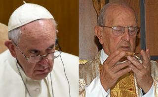 El Papa perdona a la congregación del pederasta Marcial Maciel