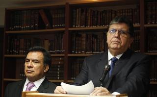 Alan García: Hombre y mujer independientes formarán su plancha