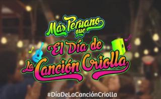 Marca Perú lanzó spot por el Día de la Canción Criolla [VIDEO]
