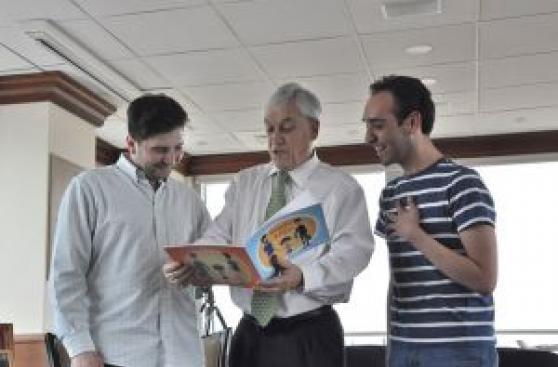 Chile: Piñera se arrepiente de haber rechazado la unión civil