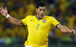 Selección peruana: Brasil sufriría la baja de Hulk ante Perú