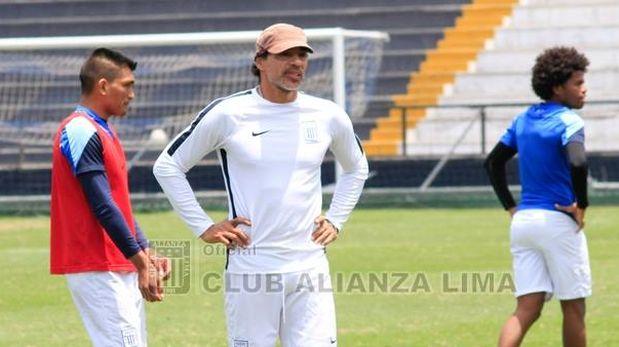 Francisco Pizarro es el nuevo entrenador de Alianza Lima. (Fotos: Facebook)