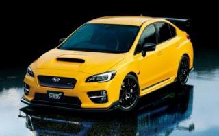 Subaru STI S207: La joya de Subaru en el Salón de Tokio