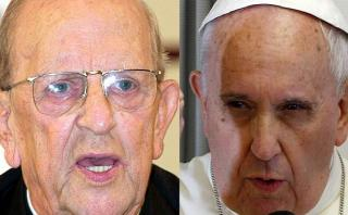 Víctima critica perdón del Papa a congregación de pederasta