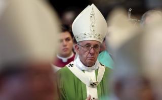 """Papa: """"Oscar Romero fue calumniado también por los sacerdotes"""""""