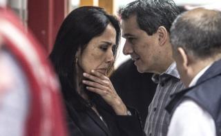 Nadine Heredia no irá a declarar por muerte de Emerson Fasabi