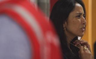 Investigan a Nadine Heredia por usurpación de función pública
