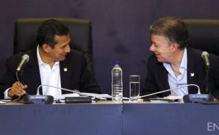 """Santos a Humala: """"Me dio pena último resultado de la selección"""""""