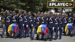 Colombia despidió a militares muertos por guerrilla ELN [VIDEO] - Noticias de eduardo villegas