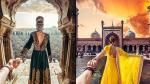 Sigue la cuenta de la pareja viajera más famosa de Instagram - Noticias de murad osman