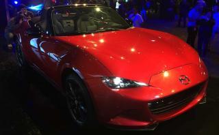Mazda MX-5: la nueva joya de la marca en el Perú [FOTOS]