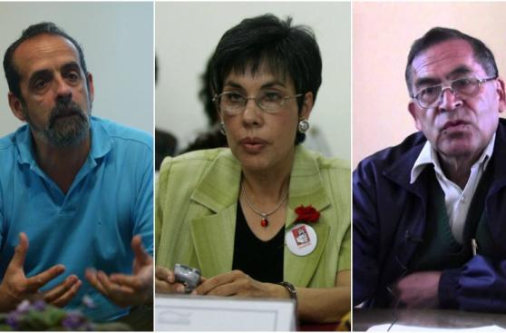 Las planchas presidenciales mixtas de las últimas 2 elecciones