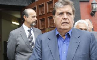 Alan García: El régimen de Ollanta Humala se demolió a sí mismo