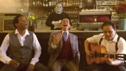 """Thriller"" de Michael Jackson con intérpretes de música criolla"