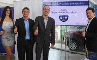 Hyundai presenta programa de seguridad S.O.S.