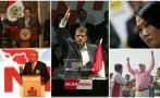 Toledo y los que más postularon a la presidencia del Perú