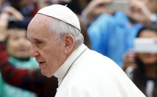 La vanidad nos hace ridículos, según advirtió el Papa Francisco