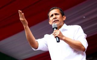 Humala destaca preocupación del Gobierno por educación y salud