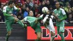 Bremen, con Pizarro solo 7', perdió 3-1 ante Borussia Dortmund - Noticias de paderborn